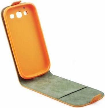 Kabura SLIM FLEXI LG F70 pomarańcz 1