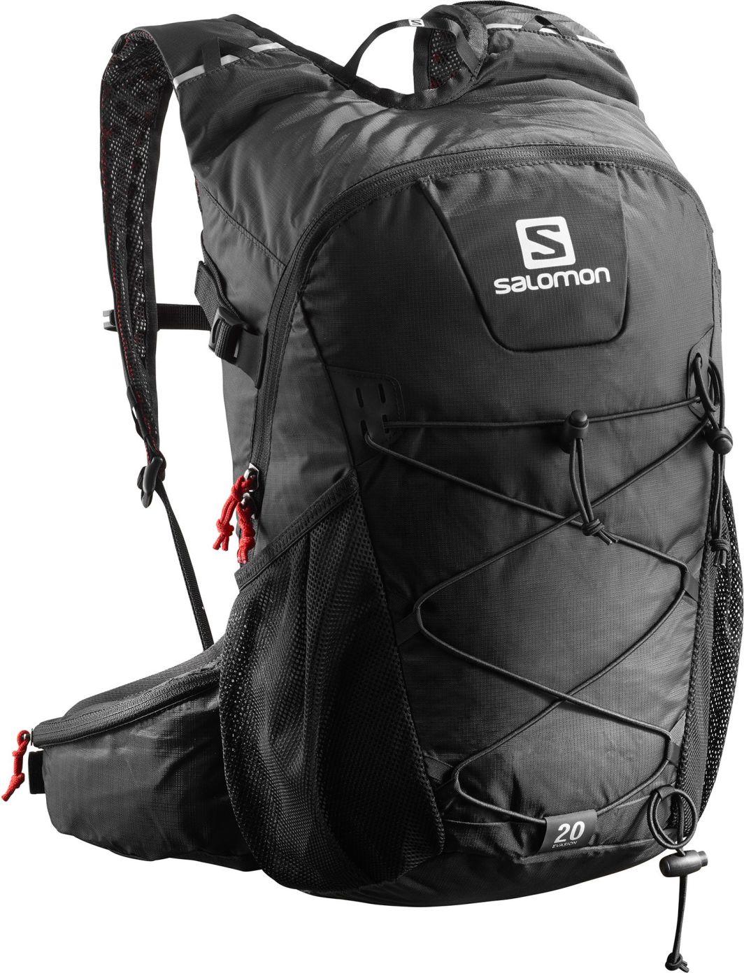 Sklep: plecak trekkingowy evasion 20 salomon black