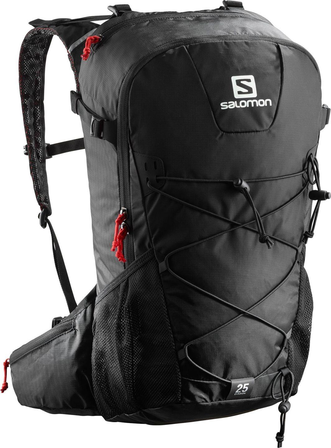 Salomon Plecak trekkingowy Evasion 25 Black (401627) ID produktu: 4691910