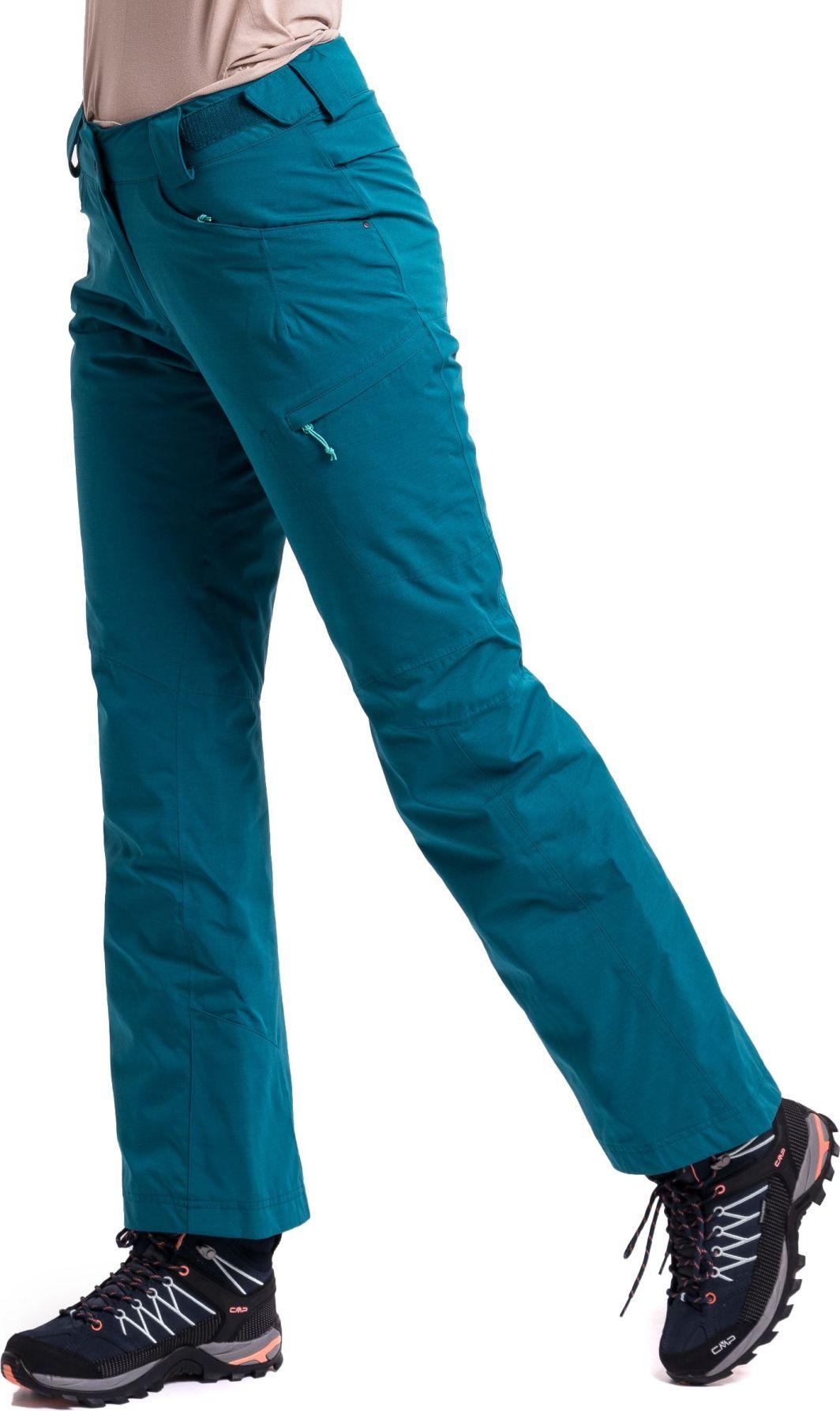 Salomon Spodnie narciarskie damskie Fantasy Pant niebieskie r. S (403669) ID produktu: 4691963