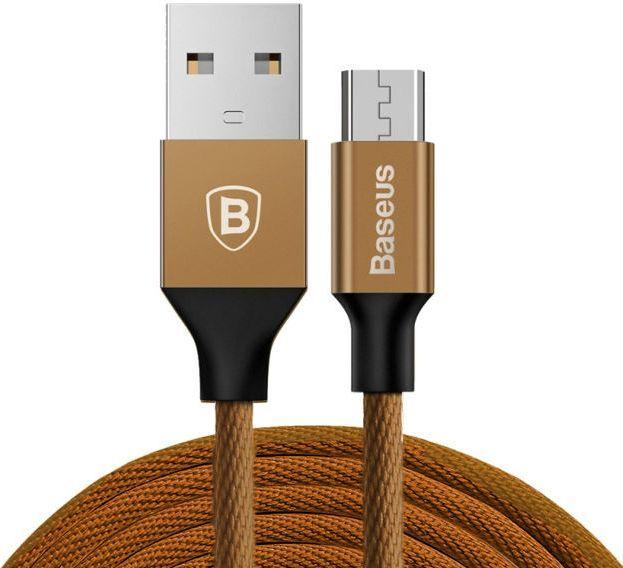 Kabel USB Baseus Kabel Baseus Yiven micro USB 150 cm 2A coffe 1