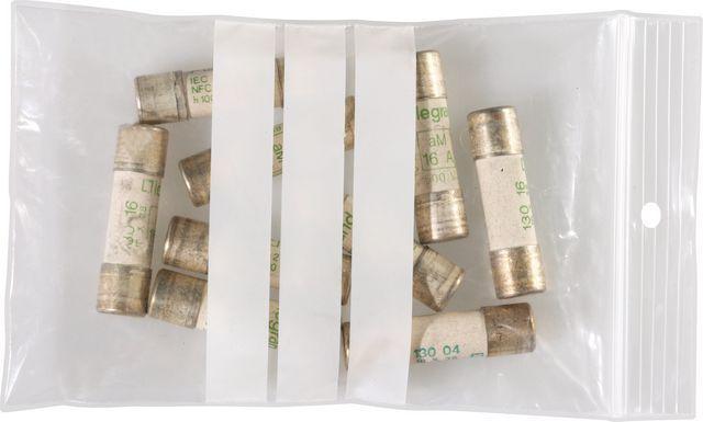 Staples Woreczki strunowe z możliwością opisu 80x120mm 50 mic. 100 sztuk 1