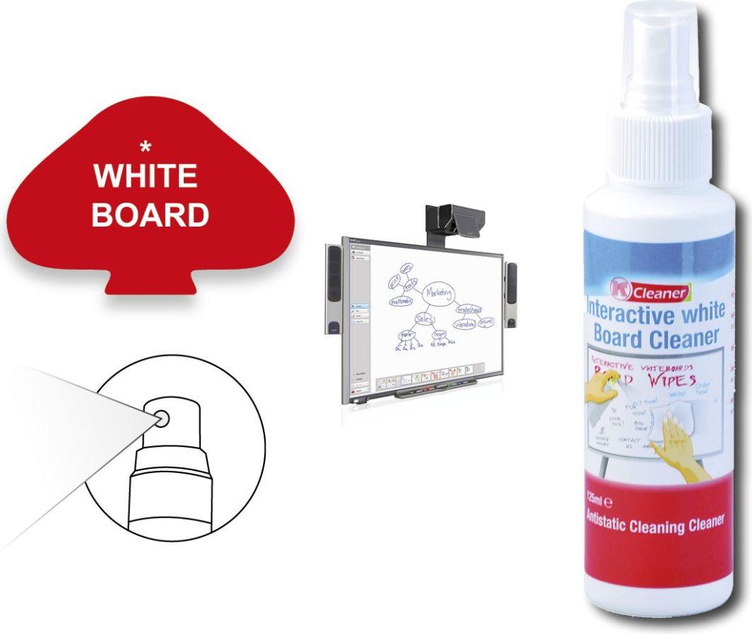 MPM-Quality Spray czyszczacy do tablic suchościeralnych 125 ml (00103-W) 1