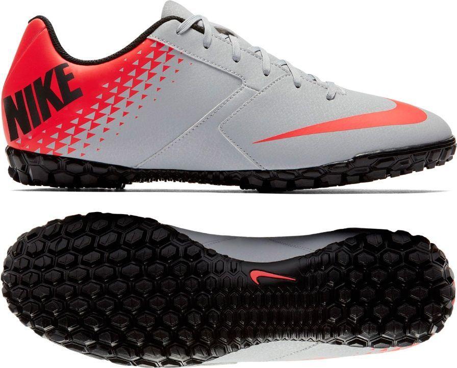 Nike Buty BombaX TF szare r. 40 ID produktu: 4701732
