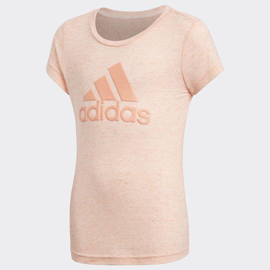 Adidas Koszulka dziecięca ID Winner pomarańczowa r. 170 (DJ1389) ID produktu: 4702283