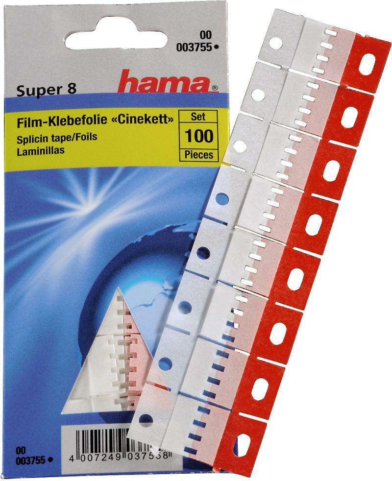 Hama Film Splicing Tape Cinekett S8, 100 sztuk (3755) 1