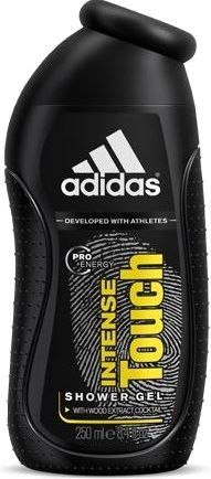 Adidas Adidas Intense Touch 250ml żel pod prysznic [M] 1