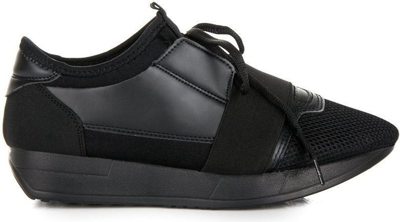Merg Buty damskie wsuwane czarne r. 40 ID produktu: 4708411