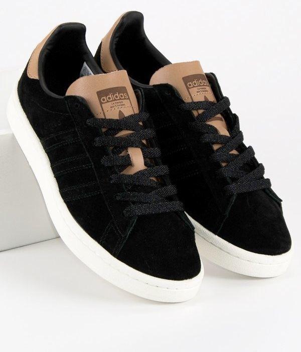 Adidas Buty damskie Campus czarne r. 39 13 (BB0030) w Sklep