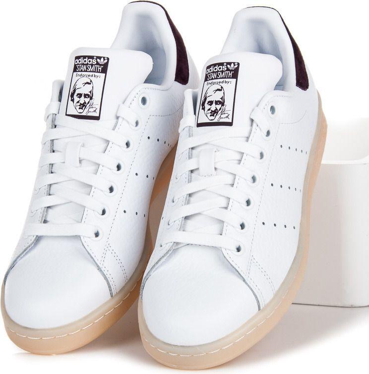 Adidas Buty damskie Stan Smith bia?e r. 40 ID produktu: 4709459