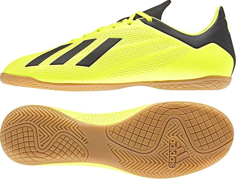 Adidas Buty piłkarskie X Tango 18.4 IN żółte r. 39 13 (DB2484) ID produktu: 4713158