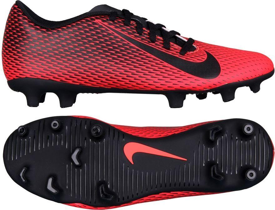 Nike Buty piłkarskie Bravatia II FG czerwone r. 40 (844436 601) 1
