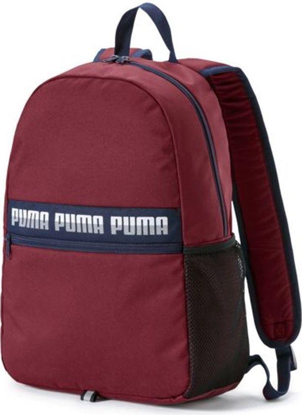 8015e4f87c20f Puma Plecak Phase Backpack II czerwony (075592 03) w Sklep-presto.pl
