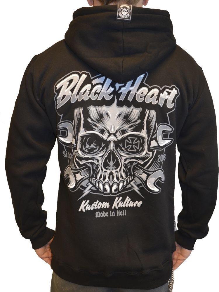 czarna bluza tech weart