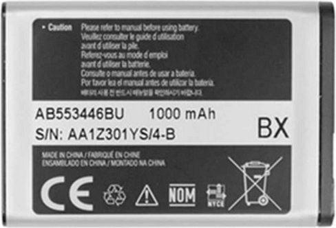 Bateria Samsung AB553446BU B2100 bulk 1000 mAh 1