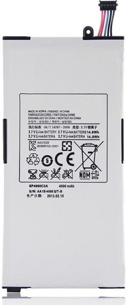 Samsung Tab bulk 4000mAh GT-P1000 (SP4960C3A) 1