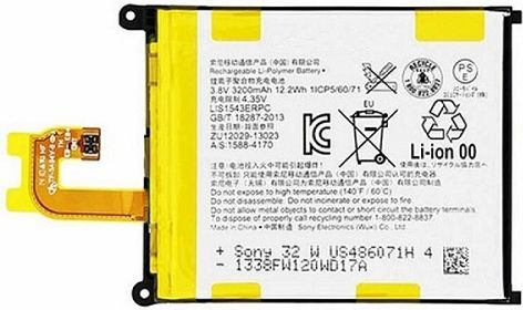 Bateria Sony do Xperia Z2, 3200mAh (LIS1543ERPC ) 1