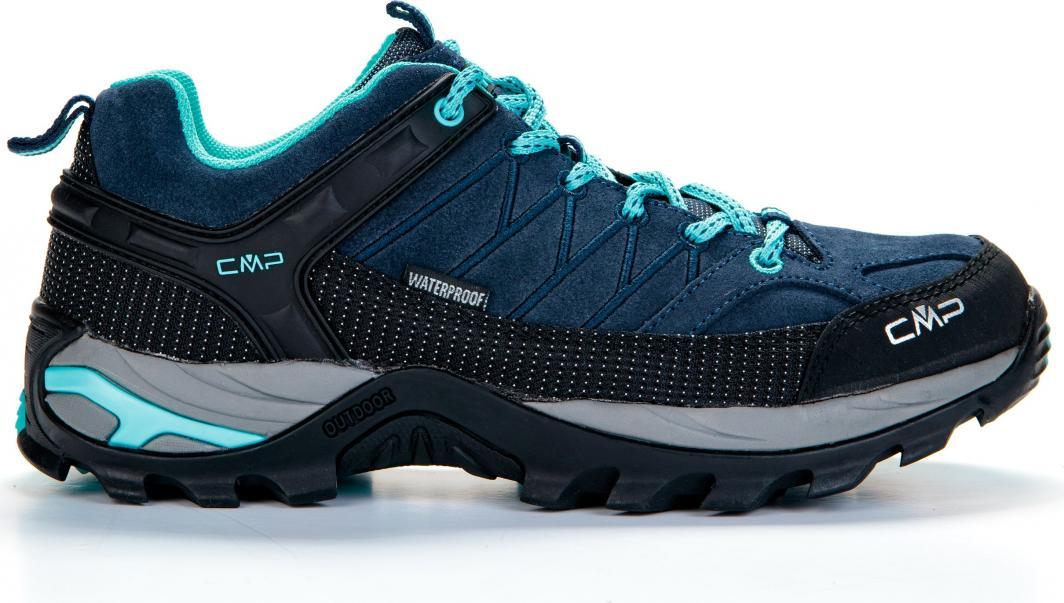 Campagnolo (CMP) Buty damskie Rigel Low Trekking Wp B.Blue Clorophilla r. 39 (3Q13246) ID produktu: 4718603
