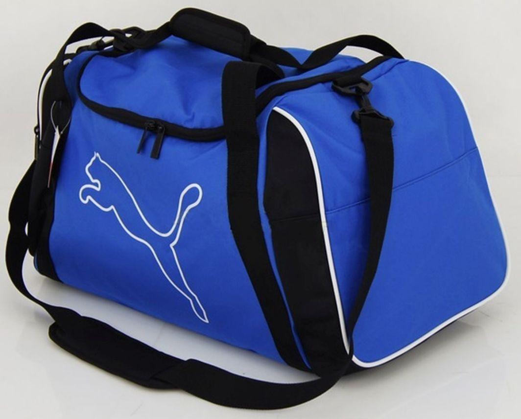 ekskluzywne buty miło tanio sprzedawca hurtowy Victoria Sport Torba sportowa Puma 44.6L niebieska (065606 02) ID produktu:  4722067