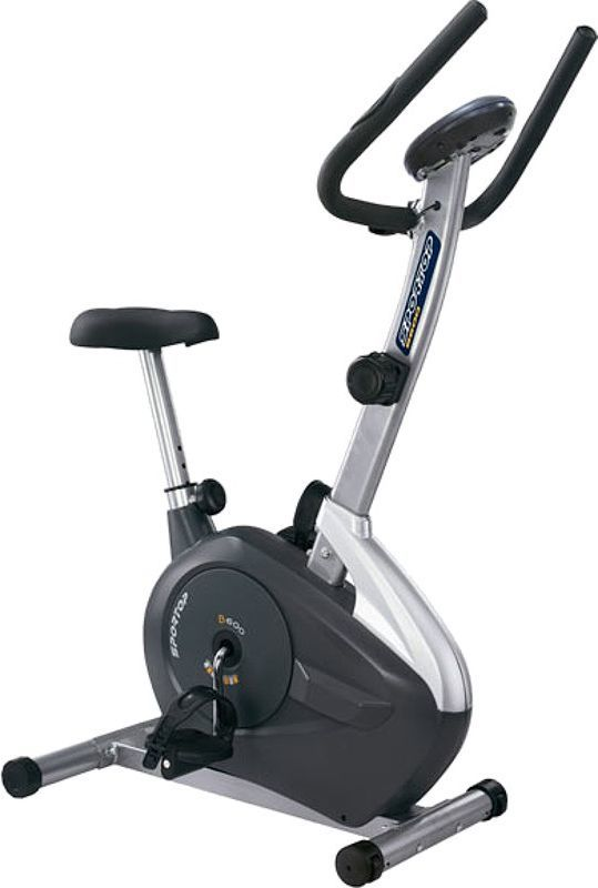 Victoria Sport Rower Stacjonarny B600 Srebrno Czarny W Morelenet