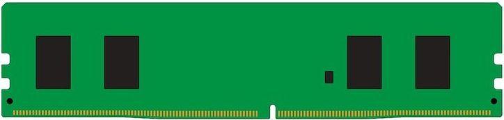 Pamięć Kingston ValueRAM, DDR4, 4 GB, 2666MHz, CL19 (KVR26N19S6/4) 1