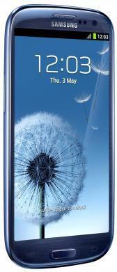 Smartfon Samsung 16 GB Ciemnoniebieski  (GT-I9300MBDXEO) 1