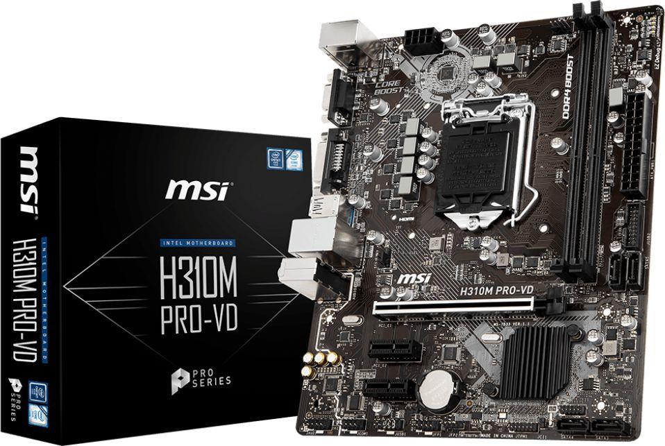 Płyta główna MSI H310M PRO-D 1