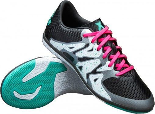 Adidas Buty piłkarskie X 15.3 In BlackWhite r. 30 (S78183) ID produktu: 4729049