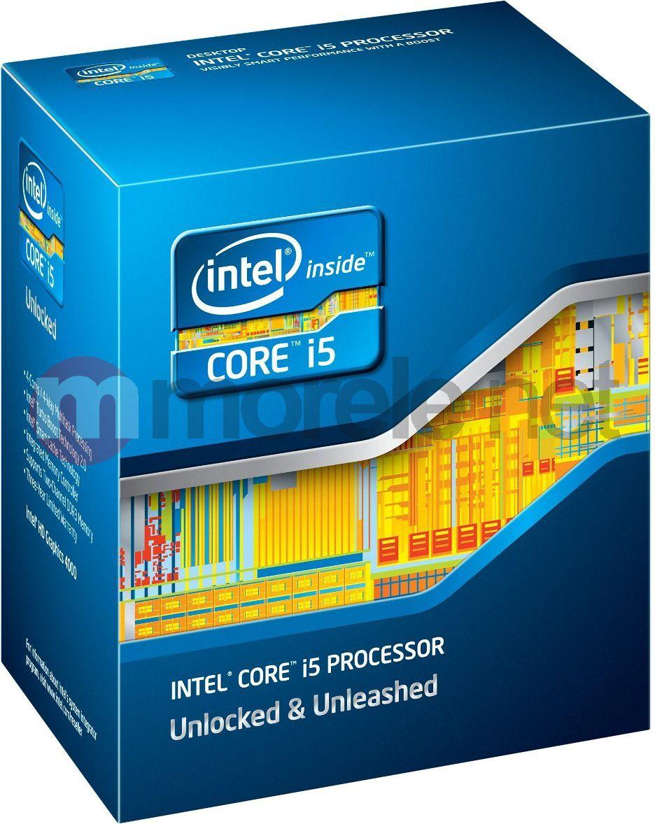 Procesor Intel 3.4GHz, 6 MB, BOX (BX80637I53570K) 1