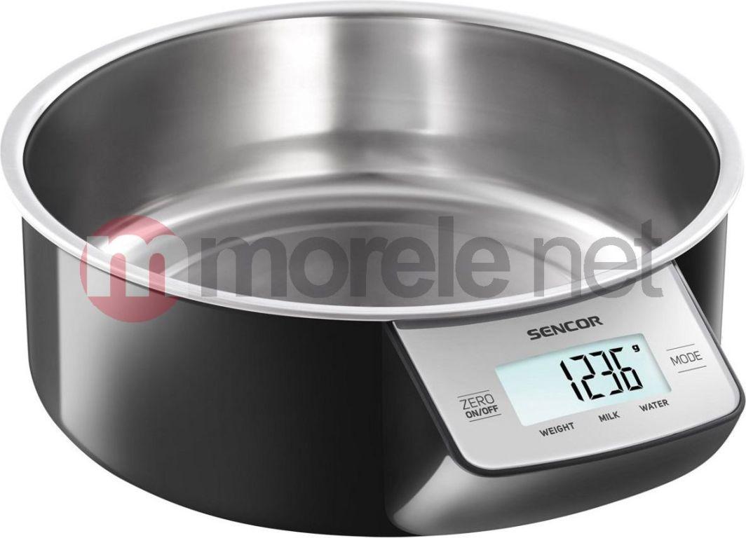 Waga kuchenna Sencor SKS 4030 BK 1