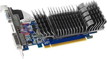 Karta graficzna Asus GeForce GT 610 1GB DDR3 (64 bit) DVI, HDMI, Low Profile (GT610-SL-1GD3-L) 1