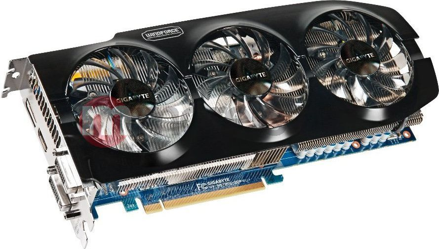 Gigabyte Geforce Gtx670 2048mb Ddr5 256bit Dvi Hdmi Dp Pci E 1058