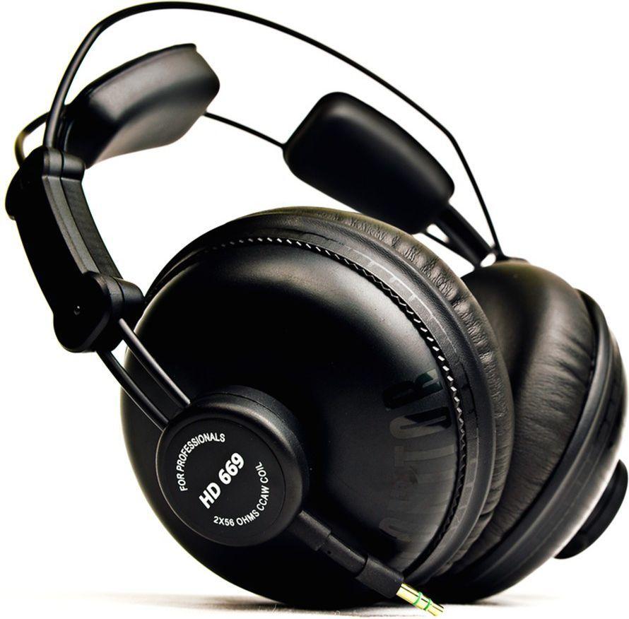 Słuchawki Superlux HD669 1