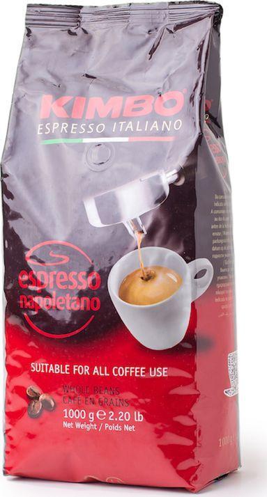Kawa ziarnista Kimbo Espresso Napoletano 1kg 1