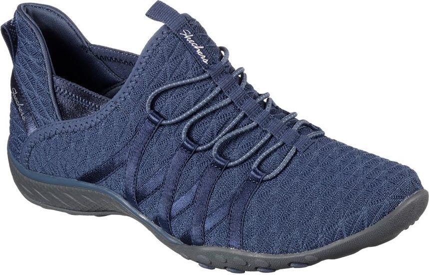 Skechers Buty damskie Breathe Easy niebieskie r. 36.5 (23048 SLT) ID produktu: 4762895