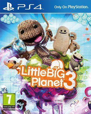 LittleBigPlanet 3 PS4 1