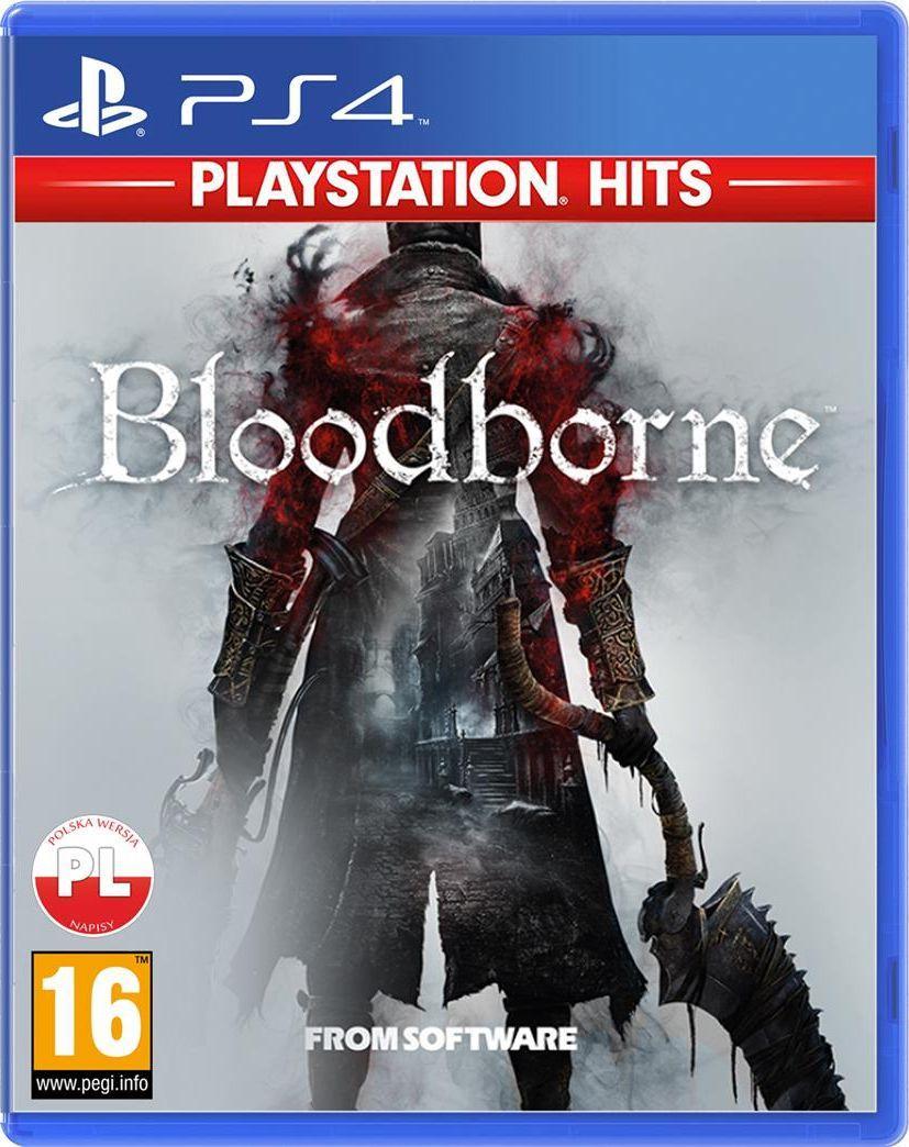 Bloodborne PS4 1