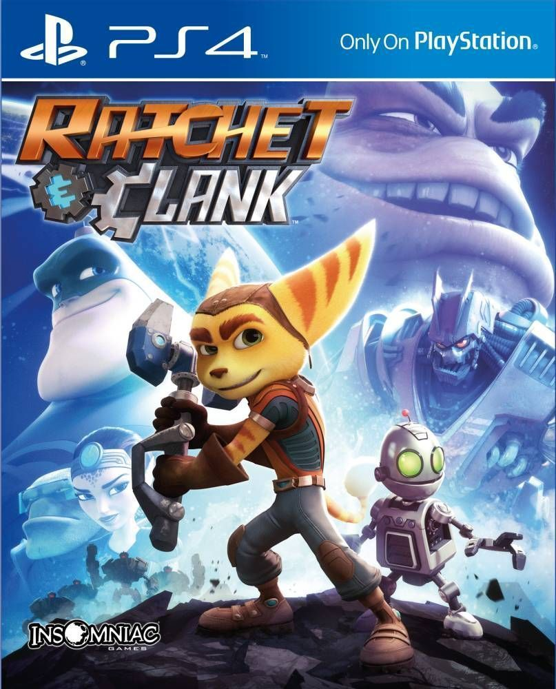 Ratchet & Clank PS4 1