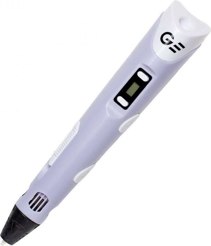 Długopis 3D Garett Electronics DŁUGOPIS - DRUKARKA 3D PEN 3 FIOLETOWY-5903246280364 1