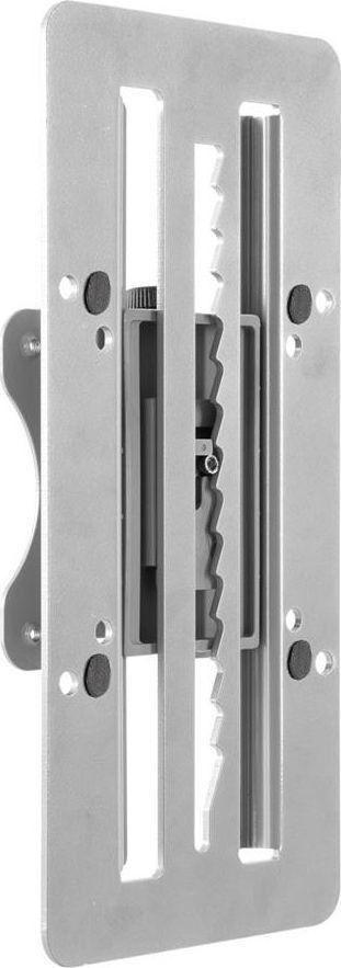 "Techly Techly Adapter wysokości z VESA 75x75 do monitora 13-27"" LED/LCD 8kg srebrny 1"