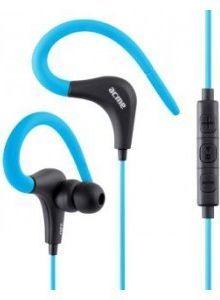 Słuchawki Acme Słuchawki z mikrofonem HE17B sportowe, douszne, niebieskie-504108 1