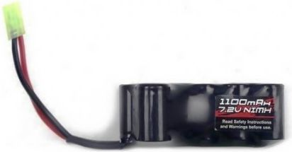 Himoto 1100mAh 7.2V NiMH Mini Tamiya Kostka do Himoto 1