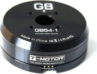 T-MOTOR Silnik bezszczotkowy GB54-1 do gimbali (19695) 1