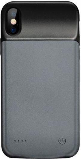 Benks Etui Elegant Battery Case Apple Iphone X - Czarny 1