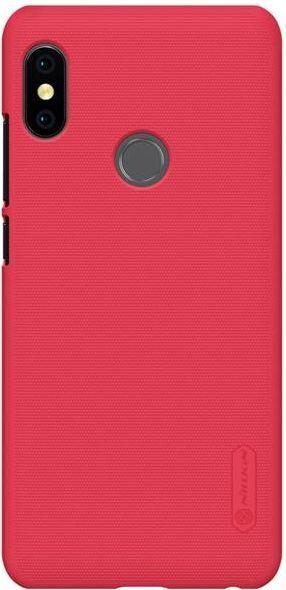 Nillkin Etui Frosted Shield Xiaomi Redmi Note 5 Czerwony 1