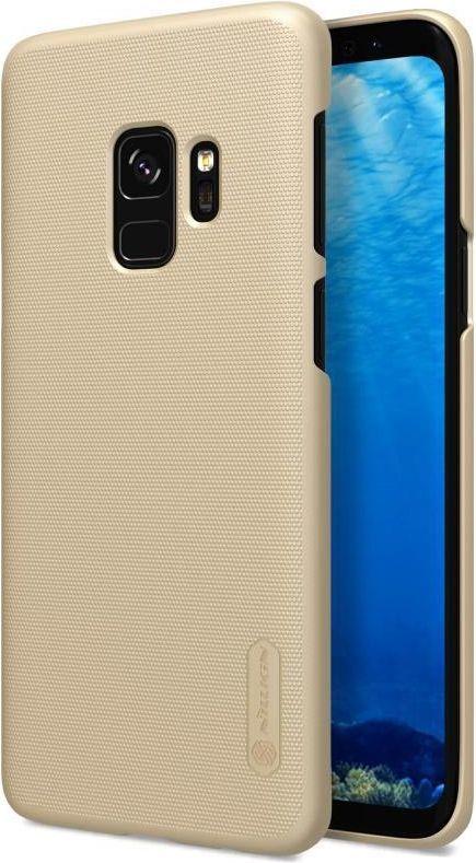 Nillkin Frosted Shield do Samsung Galaxy S9 złoty 1