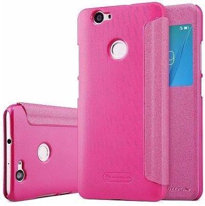 Nillkin Etui Sparkle Huawei Nova, Pink 1