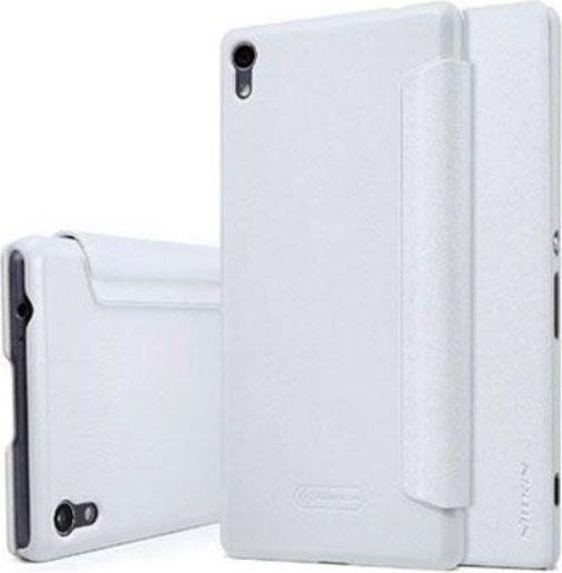 Nillkin Etui Sparkle Sony Xperia XA Ultra, White 1