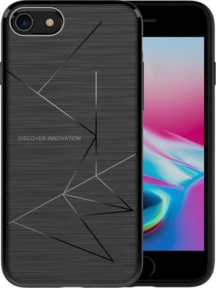 Nillkin Etui Magic Case Apple QI iPhone 8 Czarny 1