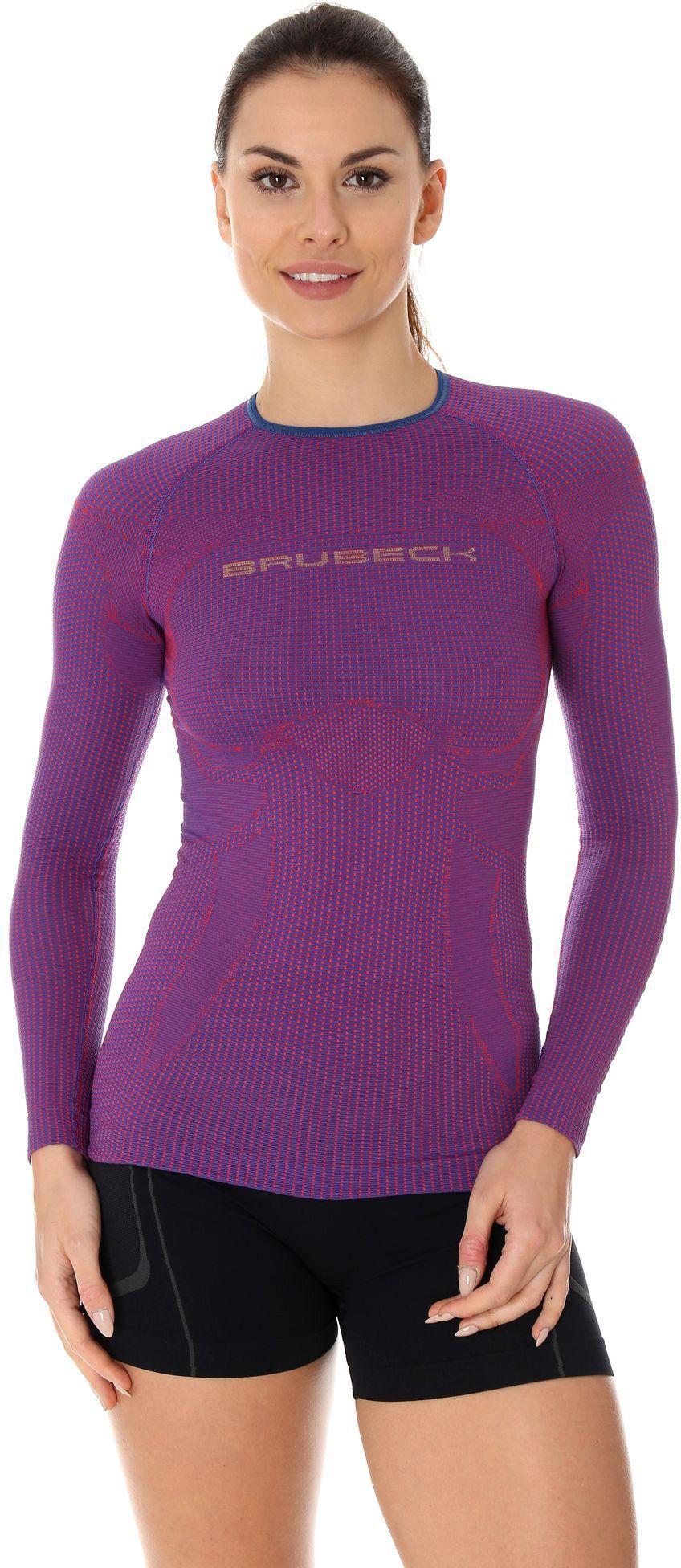 f0b9eec7341a41 Brubeck Koszulka damska 3D Run Pro purpurowa r. L (LS13140) w Sklep ...